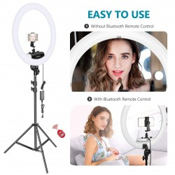 Ring Light Kit  48cm