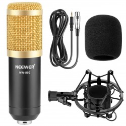 MICROPHONE ENREGISTREMENT STUDIO RADIO NEEWER