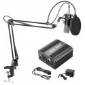 Kit Microphone à Condensateur NW-700