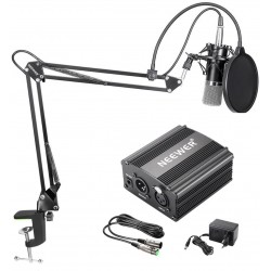 Kit Microphone à Condensateur NW-700