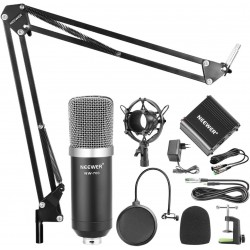 KIT MICROPHONE A CONDENSATEUR  NW-700