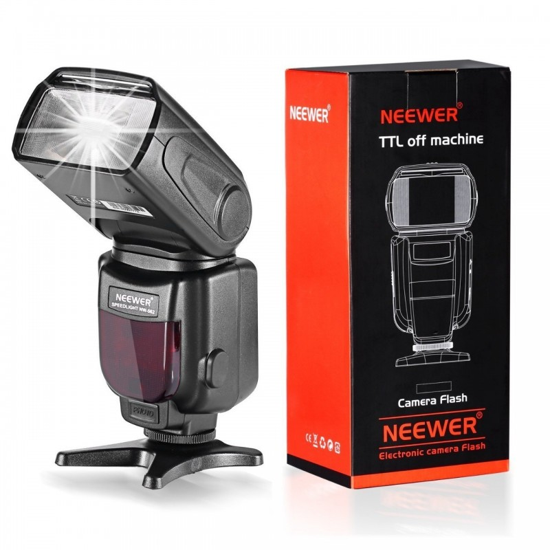 FLASH SPEEDLITE NEEWER 562 POUR NIKON