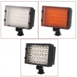 Torche vidéo 160 LED