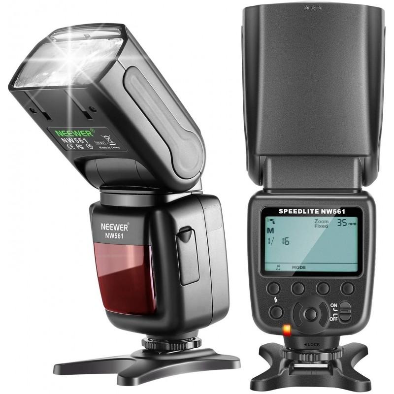 Flash Speedlite I-TTL Pour Canon DSLR