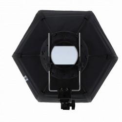 SOFTBOX HEXAGONALE EB-068 60 CM