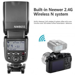 Flash Neewer NW 865S pour Sony