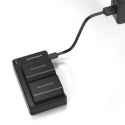 Pack de chargeur et 2 Batteries NP-FZ100