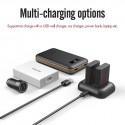 Pack de chargeur et 2 Batteries pour Nikon EN-EL15