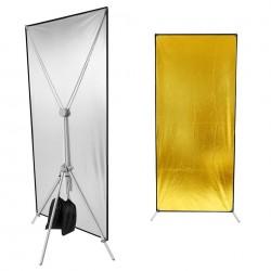 Réflecteur Panneau Plat 90 x 180 cm