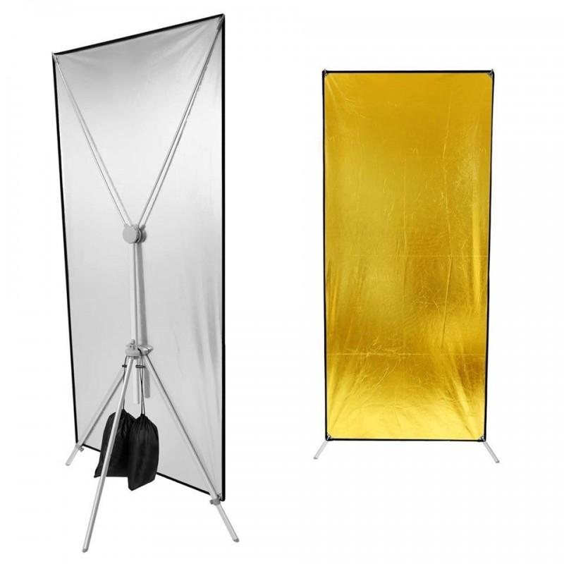 Réflecteur Panneau Plat 90 x 180 c