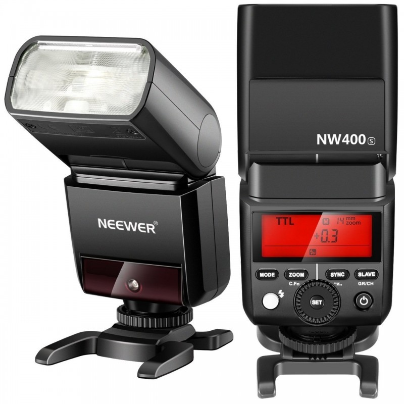 Flash Neewer NW400S Pour Sony
